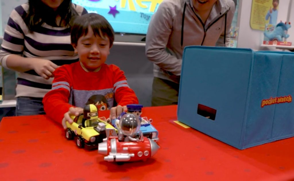 Ryan ToysReview Net Worth 2019