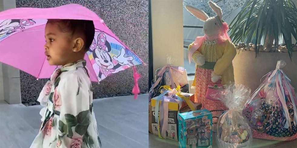 Quarantine Celebrity Easter 2020 & Stormi's Extravagant Celebrations