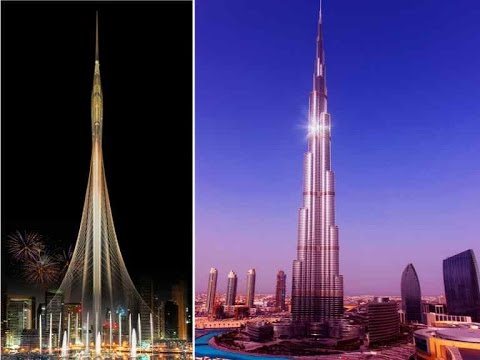 Dubai S New Skyscraper To Surpass Burj Khalifa The World S Tallest Building
