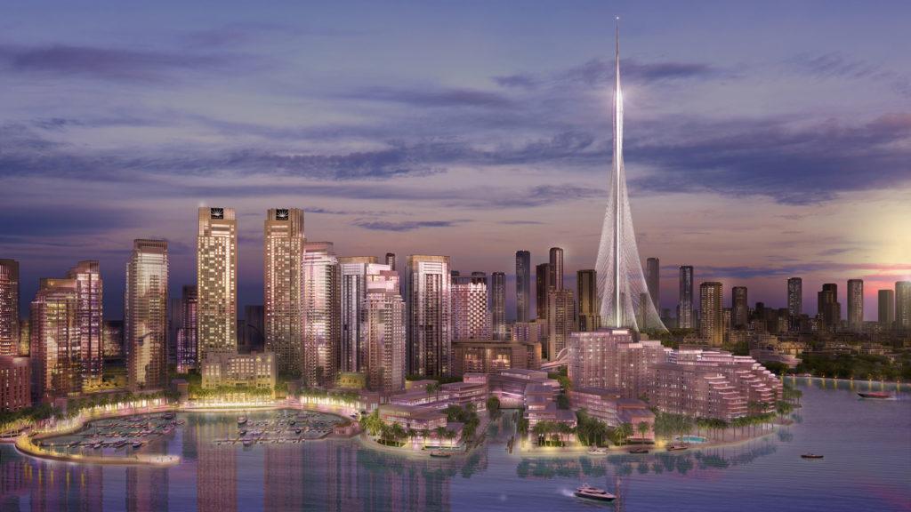 Dubai's New World's Tallest Building